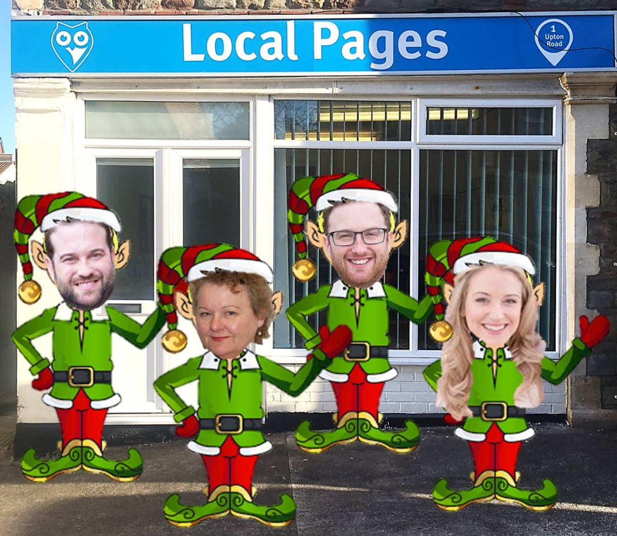 Local Pages Little Helpers