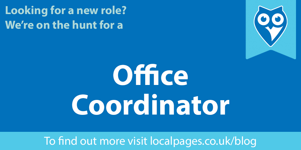 We're hiring! Read to find out more…