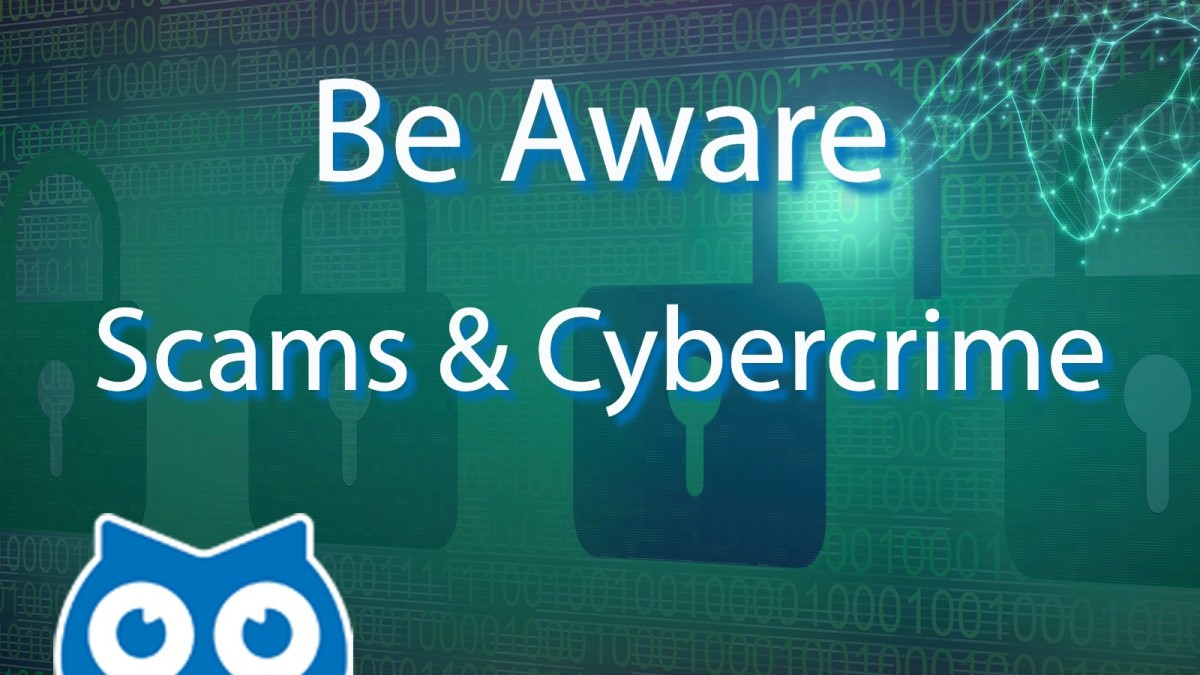 Avoiding Scams & Cybercrime