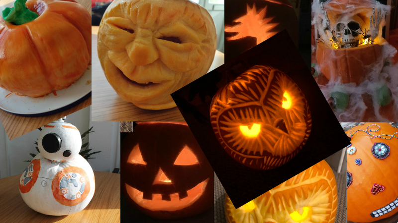 "Spooky – Local Pages ""Best Dresses Pumpkin"" Competition Results 2020"