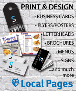 Link to Local Pages Print Services